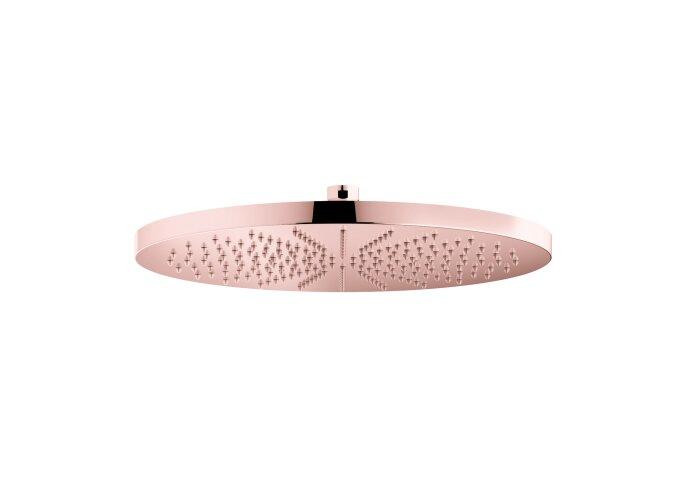 Hoofddouche Hotbath Cobber Opbouw 30 cm Roze Goud