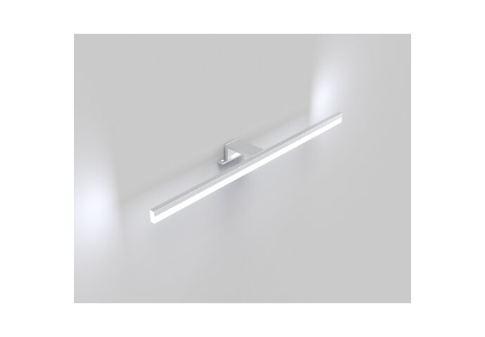 Spiegelverlichting LED Boss & Wessing Shine 60 cm Aluminium
