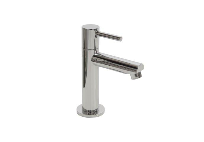 Toiletkraan Sanilux Yara Rond 1/2'' Chroom Met Keramisch Binnenwerk