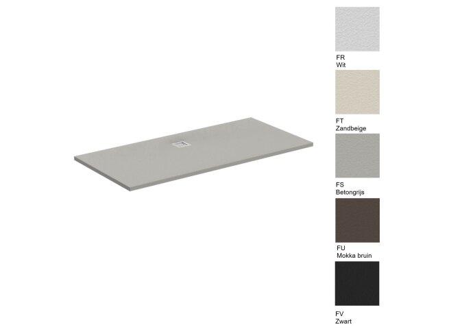 Douchebak Ideal Standard Ultra Flat Solid Rechthoek (in 5 afmetingen en 5 kleuren)