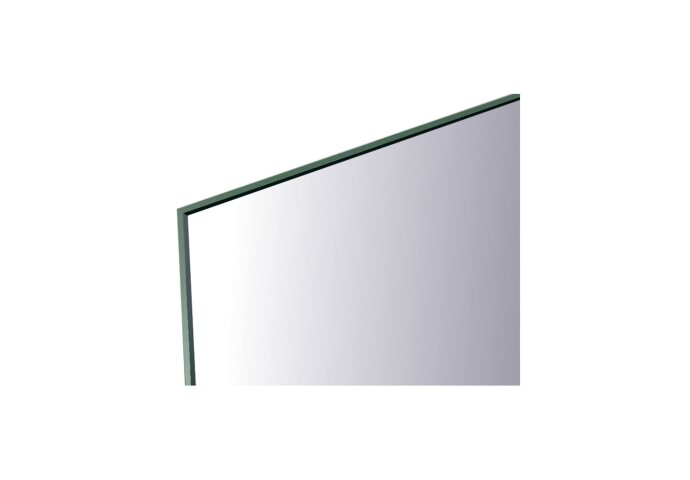 Spiegel Rond Sanicare Q 80 cm Ambi Warm White LED PP Geslepen (Zonder Sensor)