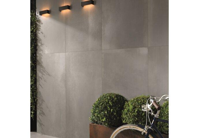 Vtwonen Vloer en Wandtegel Metals Zinc Nat 80x80 cm (doosinhoud 1,28 m2)