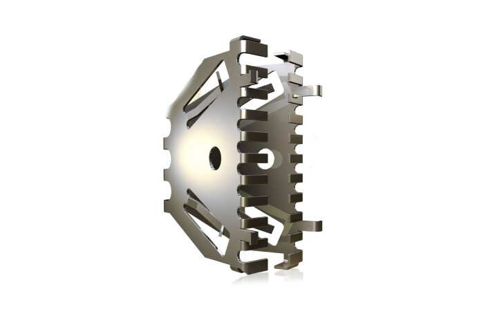 Bijenbekjes RVS 5cm Spouwvoegrooster (Default)