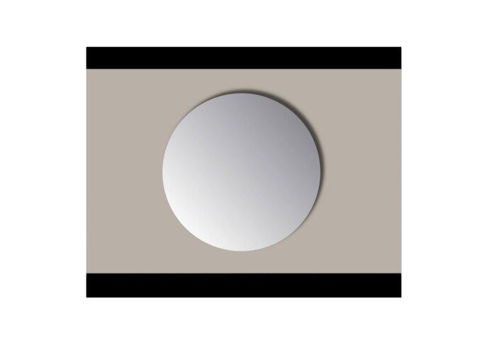 Spiegel Rond Sanicare Q-mirrors Zonder Omlijsting PP Geslepen (ALLE MATEN)