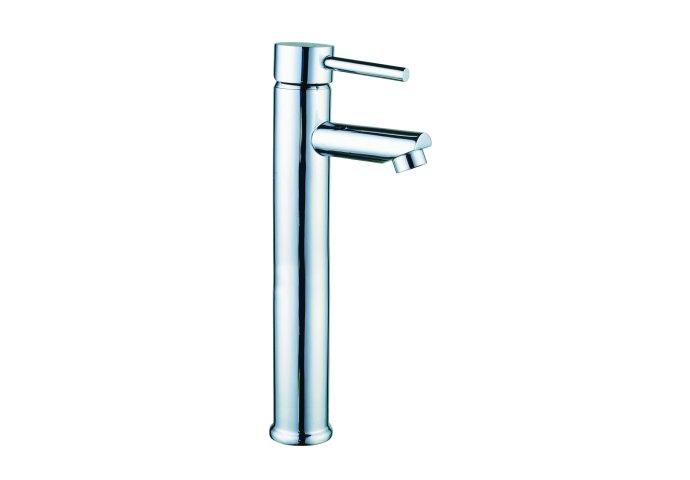 Wastafelmengkraan Best Design Mitte Chroom 32cm Hoog Incl. flexibele aansluiting 38 inch ADB4004610