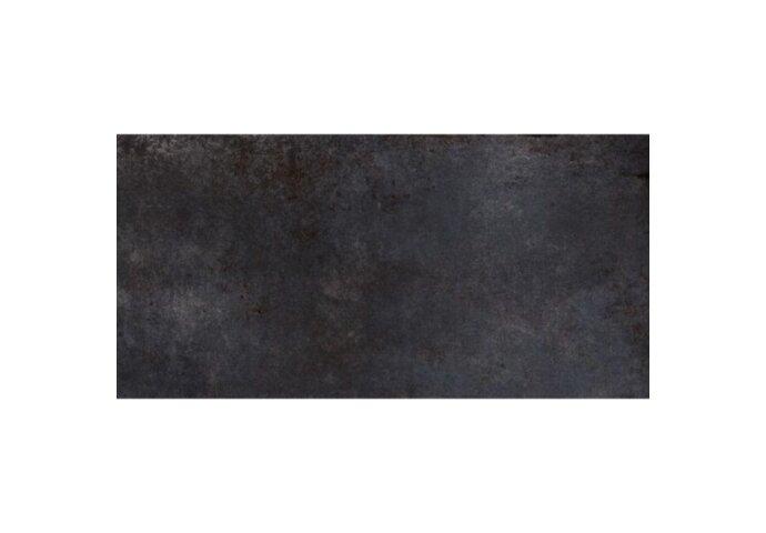 Vloertegel Flatiron Black 30x60 cm Mat Zwart (doosinhoud 1.29 m2)