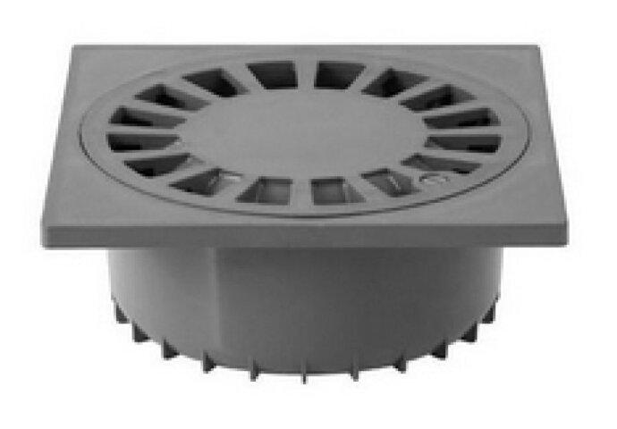 PVC Vloerput 200x200 63/75 onder