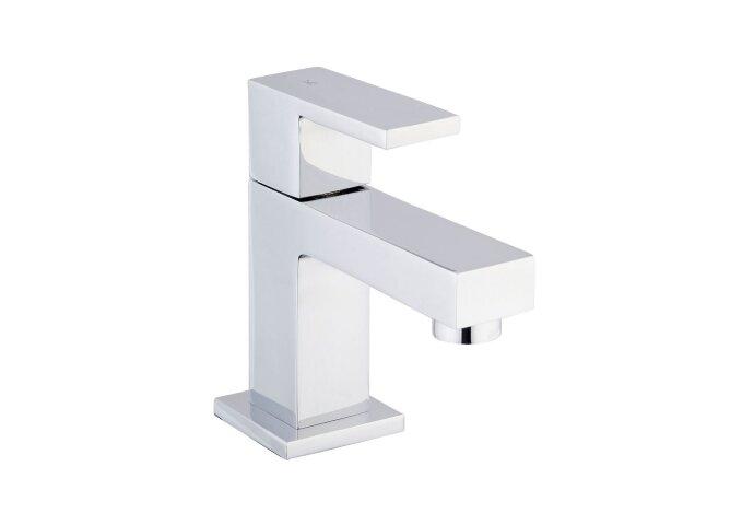 Fonteinkraan Rombo vierkante toiletkraan Ker. 1/2 chroom (Fonteinkranen)