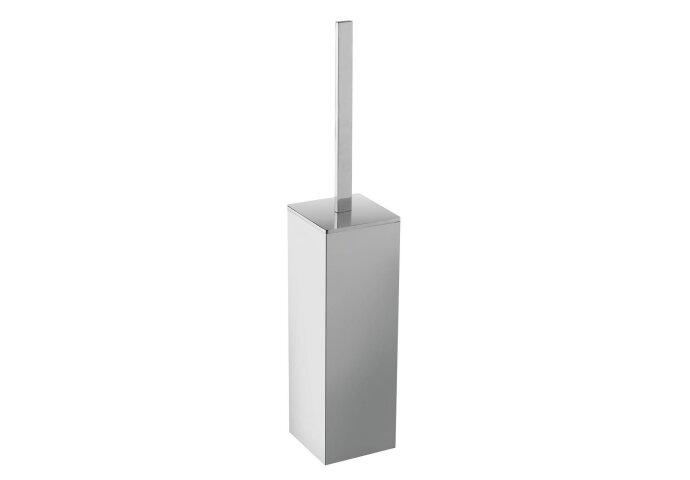 Eris vrijstaande toiletborstelhouder chroom (Accessoires)