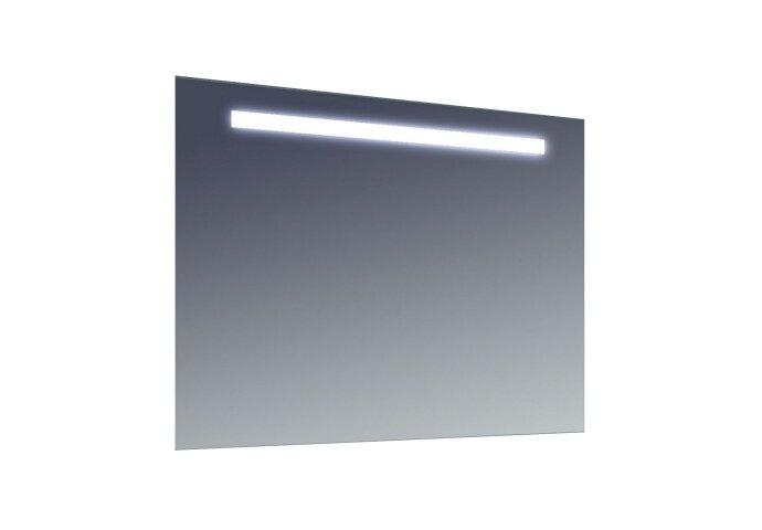 Spiegel Wiesbaden Tigris met LED verlichting en schakelaar 120x80x3cm