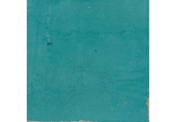 Vtwonen Craft Wandtegel Turquoise Mat 12,5x12,5 cm (doosinhoud: 0,42 m2)