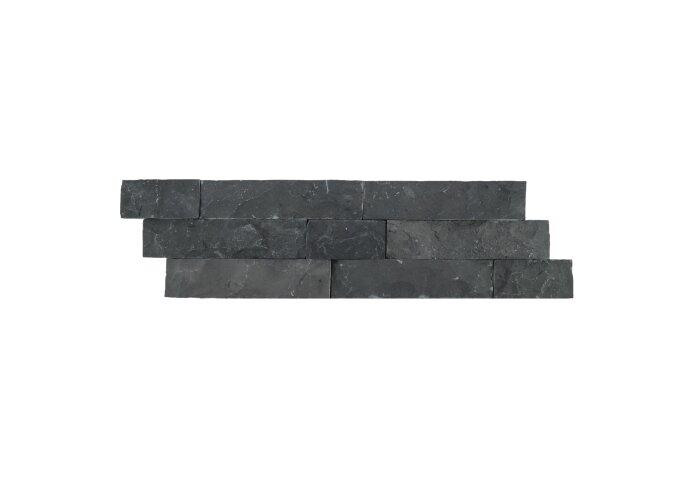 Steenstrips 01 Gray Marmer 15x50 cm (Prijs per 0,5m²)