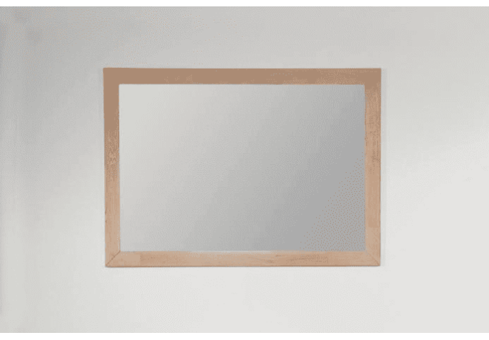 Spiegel Natural Wood 100 cm
