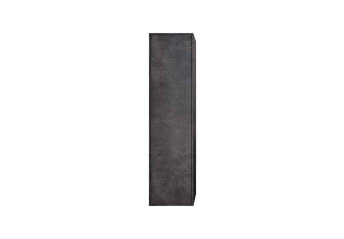 Kolomkast Allibert Marny 40x156x35 cm Donker Beton