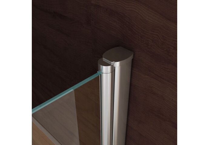 BWS Nisdeur met Pendeldeuren 6mm NANO coating (ALLE MATEN)