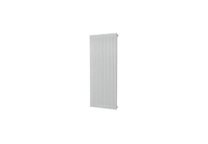 Designradiator Plieger Antika Retto 2223 Watt Middenaansluiting 180x59,5 cm Wit