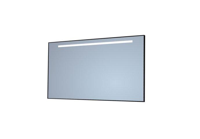 Badkamerspiegel Sanicare Q-Mirrors 'Warm White' Horizontale LED-Verlichting (alle kleuren, alle maten)
