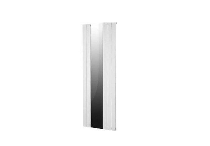 Designradiator Covallina Specchia 1800 x 602 mm Zwart grafiet (Black Graphite)