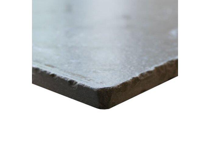 Vloertegel getrommeld Pietra del Nord Blu 15x15cm (Doosinhoud 1,00m²)