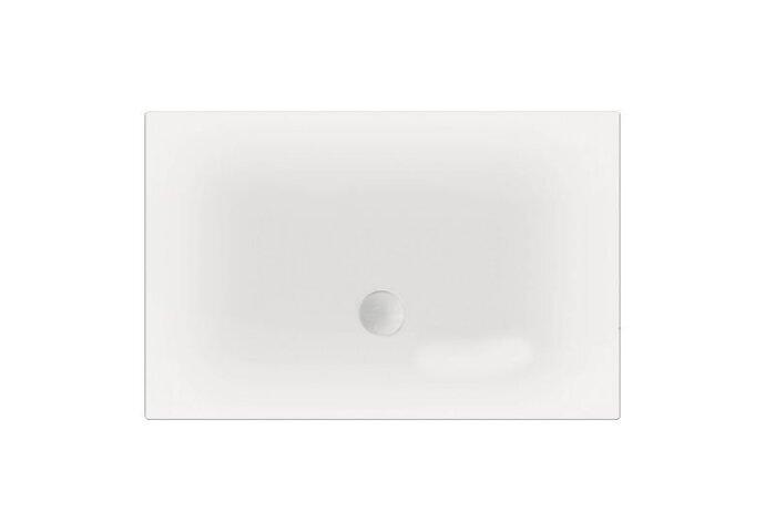 Luxe zelfdragende douchevloer Flat 160 x 90 x 3,5 cm (Douchebak)