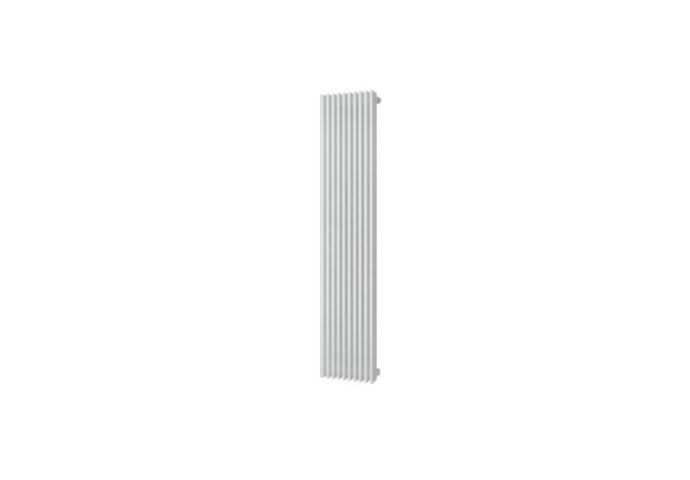 Designradiator Plieger Antika Retto 1111 Watt Middenaansluiting 180x29,5 cm Wit