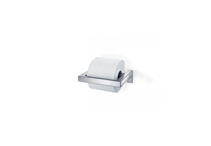 Toiletrolhouder Blomus Menoto Design Geborsteld Mat RVS
