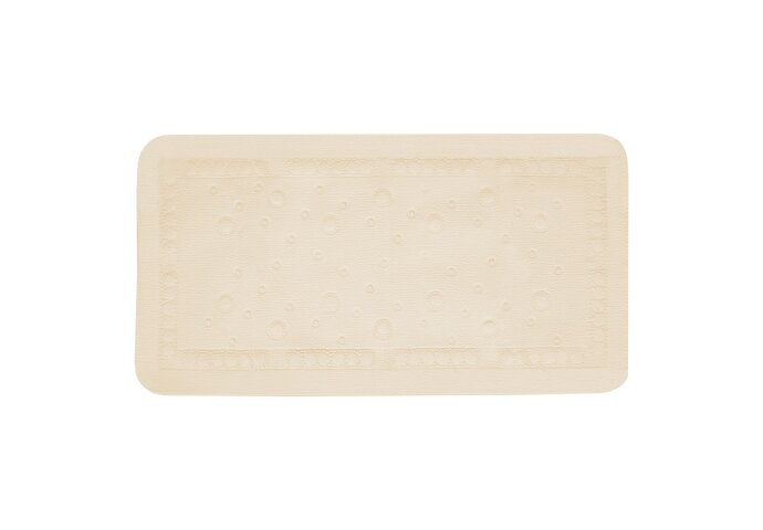 Veiligheidsmat Differnz Tutus Antislip 68x36 cm Foam PVC Taupe