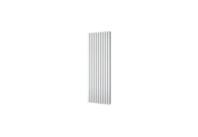 Designradiator Plieger Siena Dubbele Variant 1564 Watt Middenaansluiting 180x46,2 cm Wit