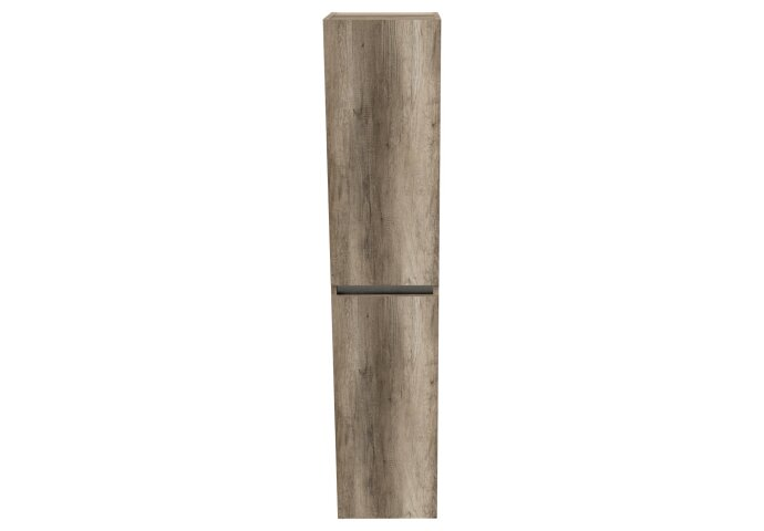 Kolomkast Arcqua Luna Badmeubel 170 cm Greeploos MDF Canyon Oak