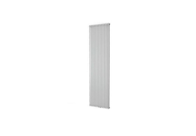 Designradiator Vazia M Dubbel 1970 x 532 mm Antraciet metallic