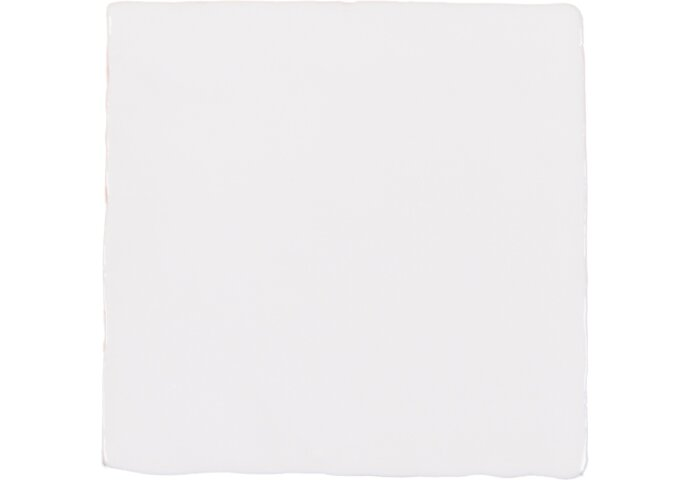 VTwonen Wandtegel Square Powder White 10x10 cm (Doosinhoud 0.76 m2)