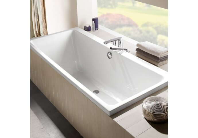 Villeroy & Boch Subway Bad 180 X 80 Cm. Wit
