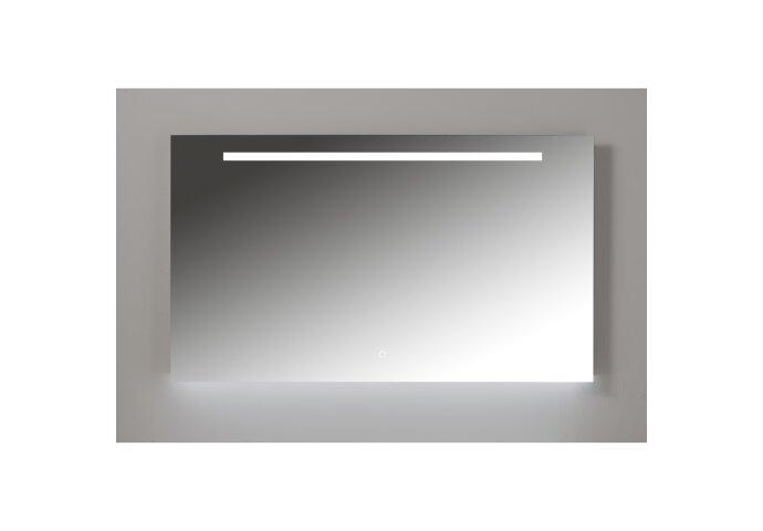 Badkamerspiegel Xenz Bardolino 120x70 cm met Ledverlichting en Spiegelverwarming