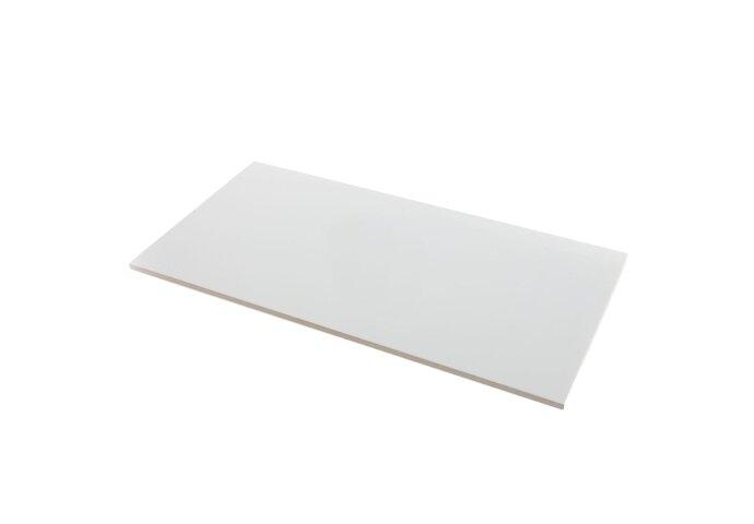 * Aktie Partij Wandtegel JS Stone 30x60cm Gerectificeerd Glans Wit (Doosinhoud 1.44 m²)