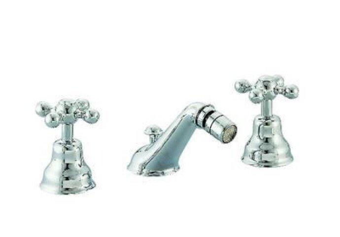 Cisal Arcana Ceramic 3-gats Bidetmengkraan brons AC00122027