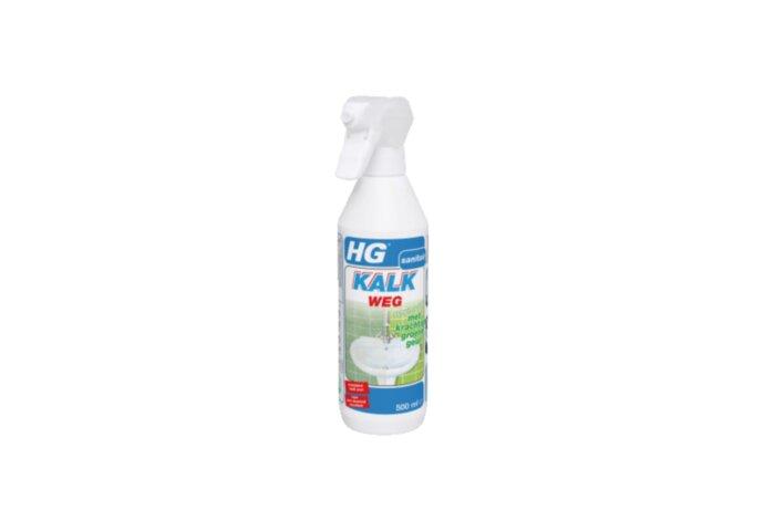 HG Kalkweg Schuimspray met Krachtige Groene Geur (500 ML)