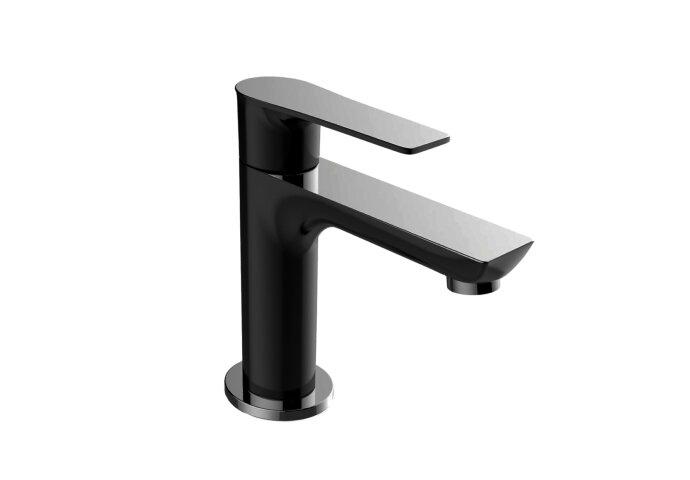 BWS Toiletkraan Caspar Éénhendel Zwart Chroom