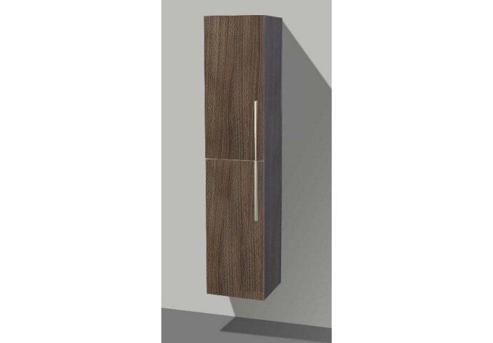 Kolomkast Sanilux 160x35x35 cm Grey Oak