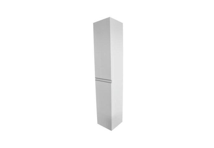 Hoge kast Sigid wit 160 cm