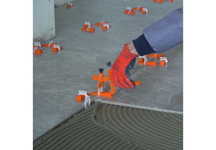 Tile Leveling Verstelbare Klemtang Oranje