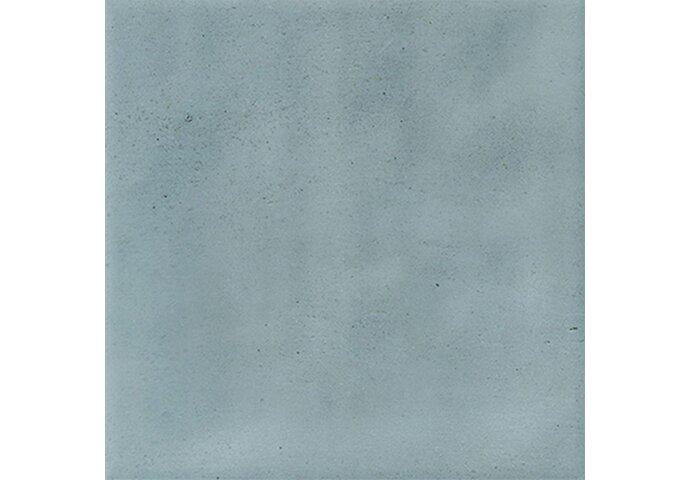Wandtegel Zellige Aqua 10x10 cm Glans Licht Blauw (doosinhoud 0.8 m2)