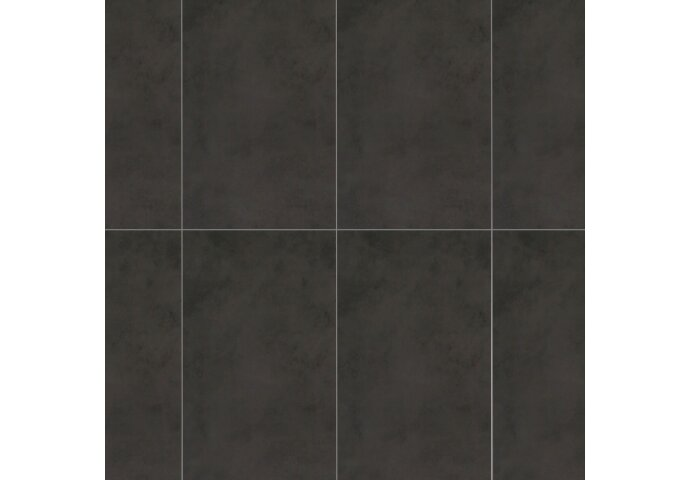 Vloertegel graphite black 30x60cm voorkant