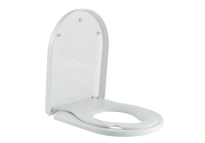 Toiletzitting Wiesbaden Vesta Family Soft-Close Quick Release PP Wit 32.3701
