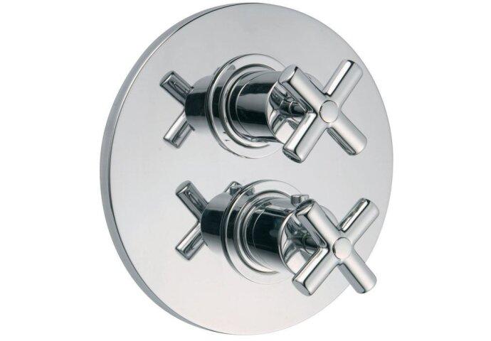 Huber Suite Inbouw thermostaat met stopkraan 23951HNS