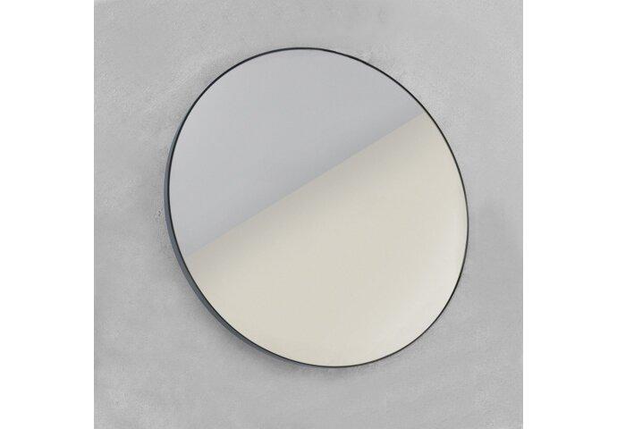 Spiegel LoooX Mirror Black Line Round Ø 60cm