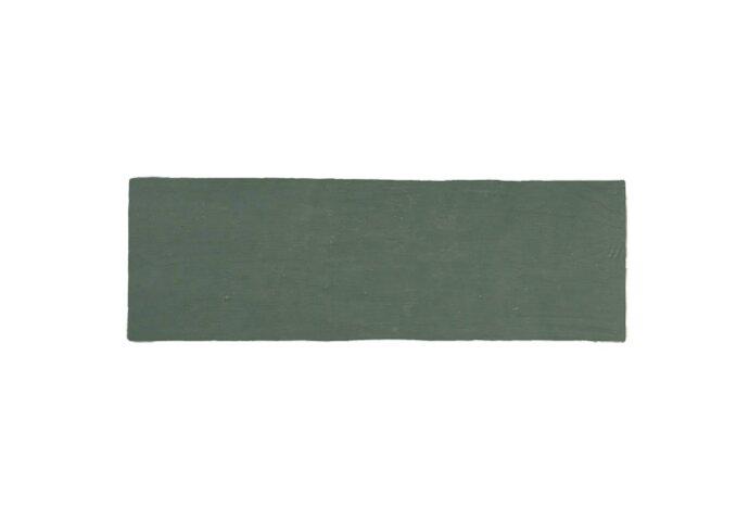 Vtwonen Wandtegel Mediterranea Army Green 13.2x40 cm (doosinhoud 1.00 m2)