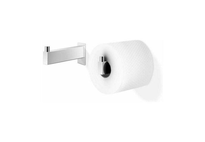 Toiletrolhouder Zack Linea 4,2x1,5x13 cm RVS