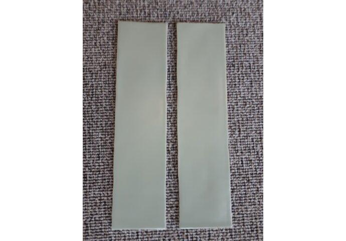 Wandtegel Tebe Vintage 7.5x30 cm Groen (Doosinhoud 1,32M²)