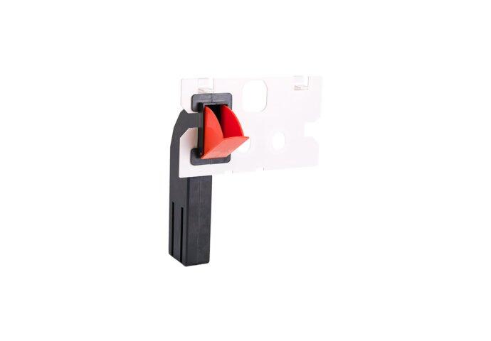 Toiletblokhouder Montageset t.b.v. Geberit UP100 / UP320 / UP300
