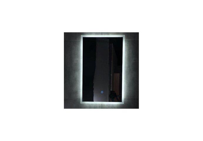 Badkamerspiegel Casajoy 45x70cm met Ledverlichting
